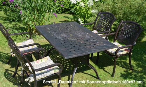 Gartenmoebel Fur Kinder :  Aluminium Guss stabile Gartensessel aus Alul, stabile gartenmöbel